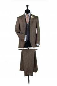 dapper-chaps-brown-tweed-tailored-fit-lounge-suit
