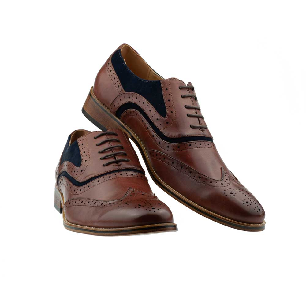 dapper-chaps-classic-tan-brogue-with-navy-suede-detail