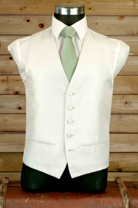 dapper-chaps-silver-textured-single-breasted-waistcoat