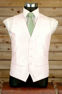 dapper-chaps-pink-textured-single-breasted-waistcoat