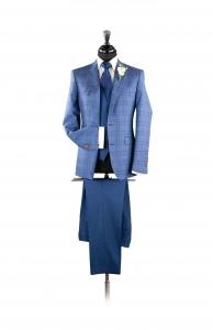 dapper-chaps-blue-fleck-lounge-suit-with-check-jacket