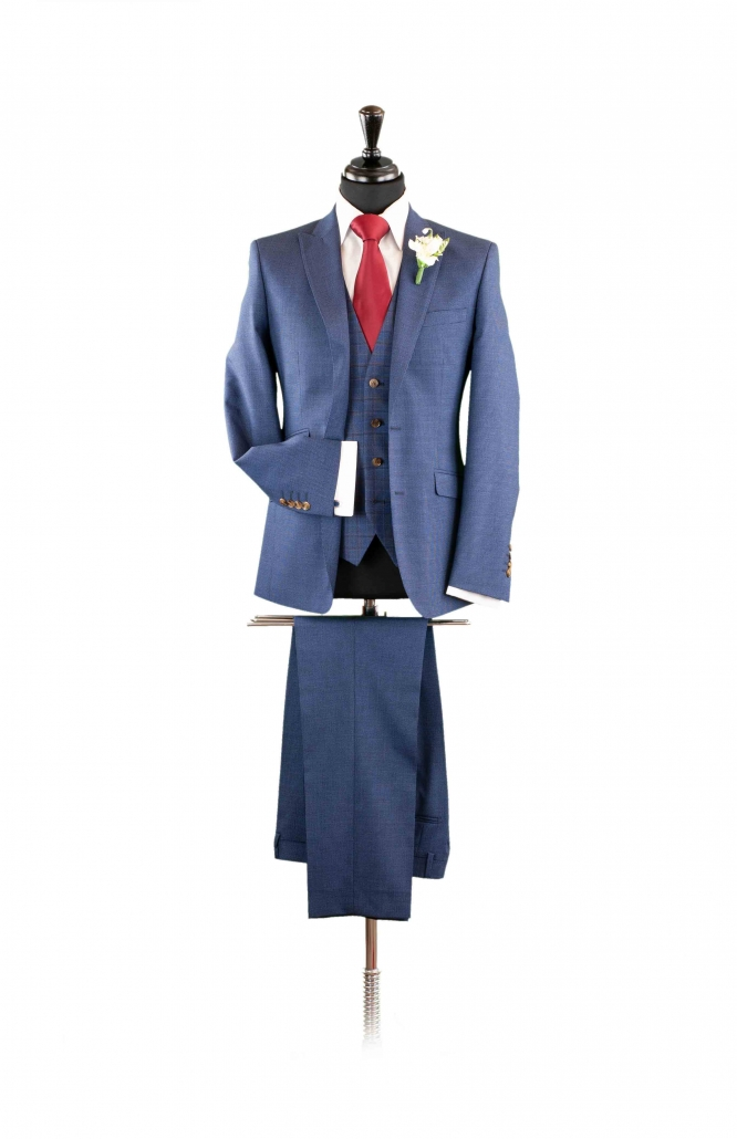 dapper-chap-navy-fleck-lounge-suit-with-check-waistcoat