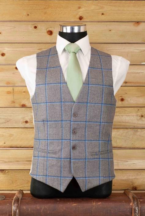 dapper-chaps-charcoal-blue-tweed-waistcoat