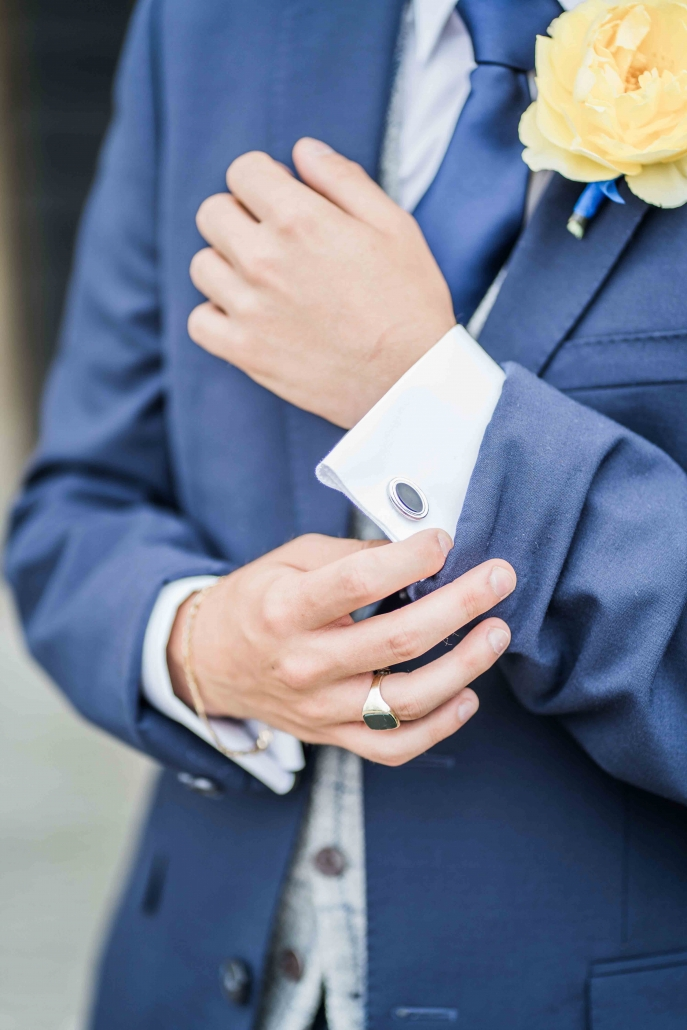 dapper-chaps-navy-blue-lounge-suit-silver-blue-tweed-waistcoat-cuff-links
